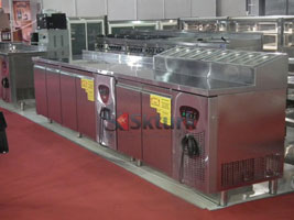 Mono block endüstriyel buzdolabı