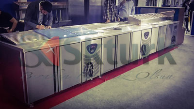 Endüstriyel Sanayi Tipi Buzdolabı