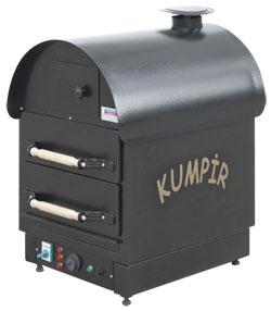 2 Çekmeceli Elektirikli Kumpir Fırını