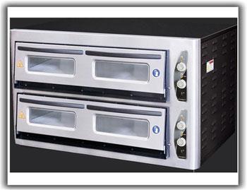 Çift Katlı Pizza Fırını SKTURKPO-602
