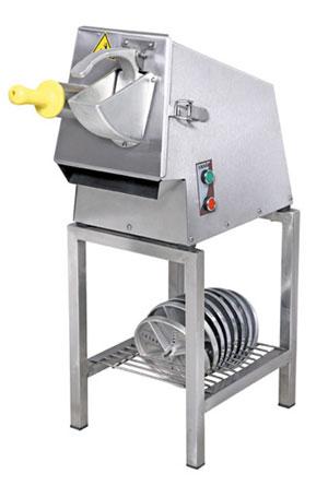 Endüstriyel Sebze Doğrama Makinaları