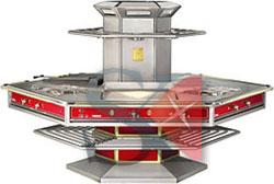 Modüler Endüstriyel Mutfak