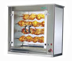 Gazlı Piliç Çevirme Makinaları
