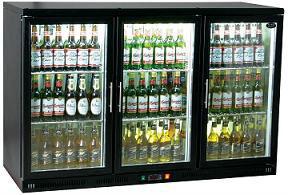 Şişe Soğutucu Buzdolabı 3 Kapılı
