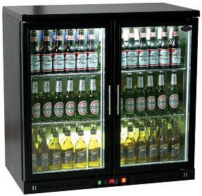Şişe Soğutucu Buzdolabı 2 Kapılı