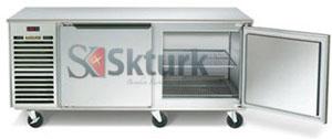 Cihaz Altı 2-3-4 Kapılı Difriz Buzdolabı