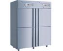 Çift Alt Üst Kapılı Depo Tipi Buzdolabı
