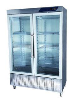 Çift Cam Kapılı Depo Tipi Buzdolabı