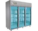 Üç Cam Kapılı Depo Tipi Buzdolabı