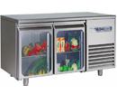 Tezgah Tipi Difriz Cam Kapılı Buzdolabı