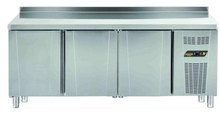 Tezgah Tipi Buzdolabı 3 Kapılı