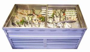 Balık Tezgahı Soğutmalı