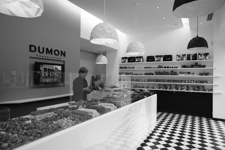 Dumon Çikolata Mağazası – Belçika