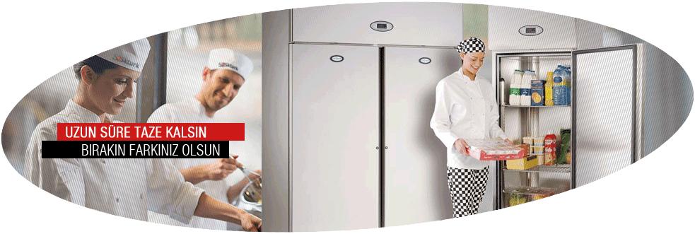 Endüstriyel Buzdolabı