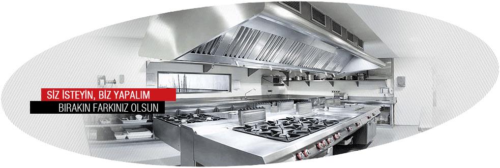 Sanayi Tipi Pişiriciler